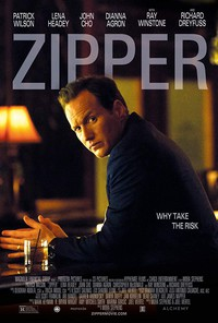 Zipper main cover