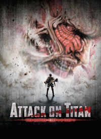 Attack on Titan: Part 1 main cover
