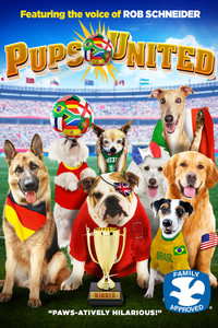 Pups United main cover
