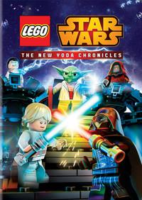 The New Yoda Chronicles: Escape from the Jedi Temple main cover