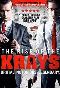 The Rise of the Krays main cover