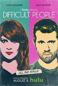 Difficult People movie cover