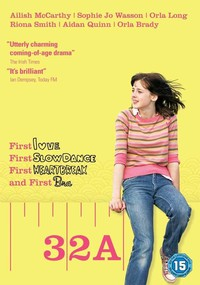 32A: It's a Girl Thing main cover