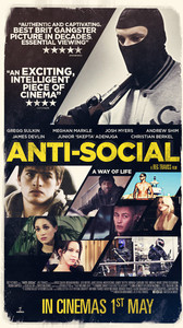 Anti-Social main cover