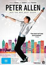 peter_allen_not_the_boy_next_door movie cover