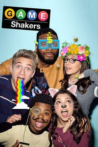 Game Shakers movie cover