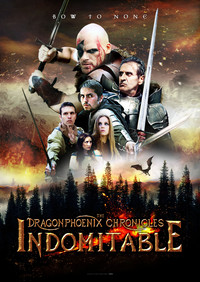The Dragonphoenix Chronicles: Indomitable main cover