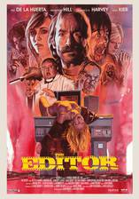 the_editor movie cover