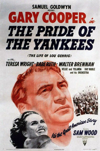 The Pride of the Yankees main cover