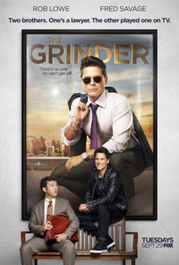 The Grinder movie cover