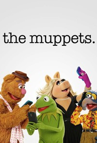 The Muppets movie cover