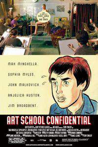 Art School Confidential main cover