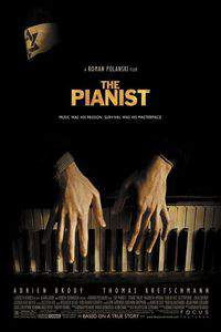 The Pianist main cover