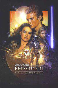 Star Wars: Episode II - Attack of the Clones main cover