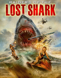 Raiders of the Lost Shark main cover