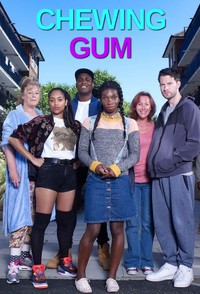 Chewing Gum movie cover