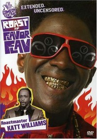 Comedy Central Roast of Flavor Flav main cover