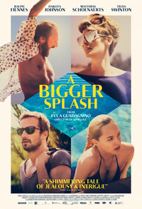 A Bigger Splash main cover