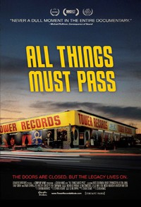 All Things Must Pass: The Rise and Fall of Tower Records main cover