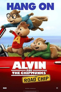 Alvin and the Chipmunks: The Road Chip main cover