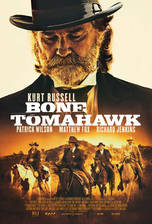 Bone Tomahawk movie cover