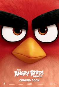 The Angry Birds Movie main cover