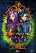 descendants_wicked_world movie cover