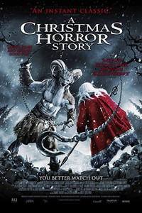 A Christmas Horror Story main cover
