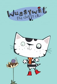 Wussywat the Clumsy Cat movie cover