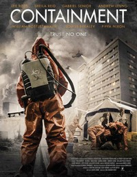 Containment main cover