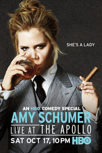 Amy Schumer: Live at the Apollo main cover