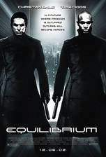 equilibrium movie cover