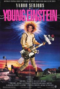 Young Einstein main cover