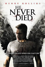 he_never_died movie cover