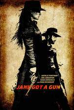 Jane Got a Gun movie cover