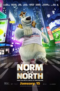 Norm of the North main cover