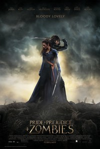 Pride and Prejudice and Zombies main cover