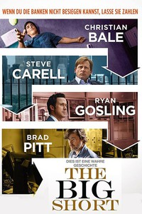 The Big Short main cover
