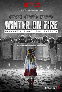 Winter on Fire main cover
