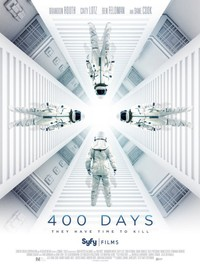 400 Days main cover