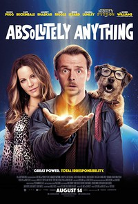Absolutely Anything main cover