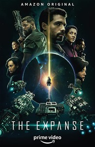The Expanse movie cover