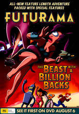 futurama_the_beast_with_a_billion_backs movie cover