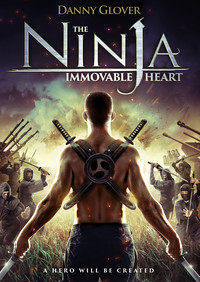 Ninja Immovable Heart main cover