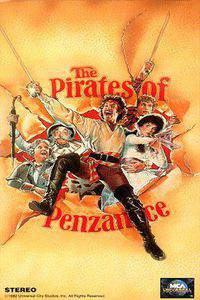 The Pirates of Penzance main cover