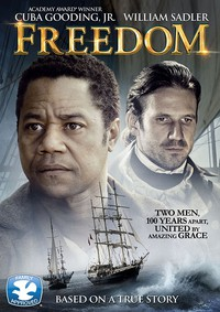 Freedom main cover