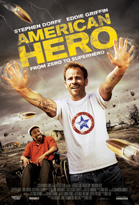American Hero main cover