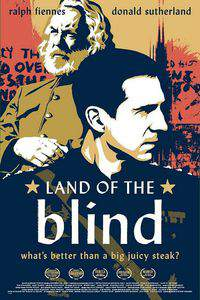 Land of the Blind main cover