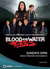 Blood and Water movie cover