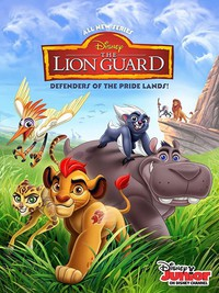 The Lion Guard movie cover